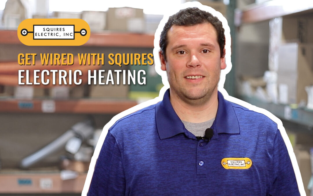 Get Wired: Electric Heaters