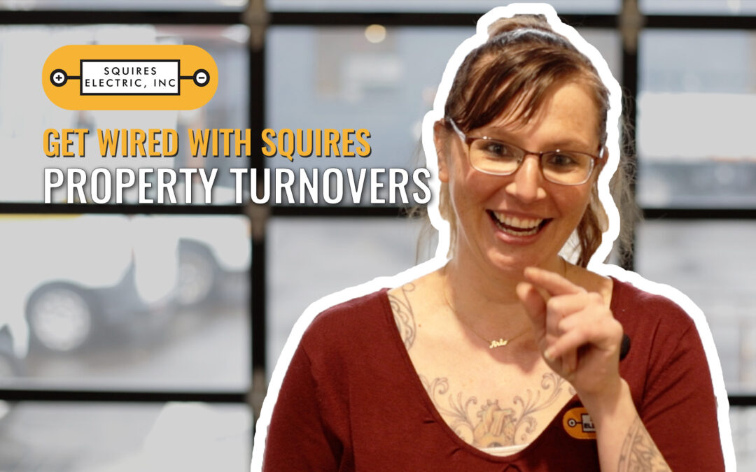 Get Wired: Lease Turnovers